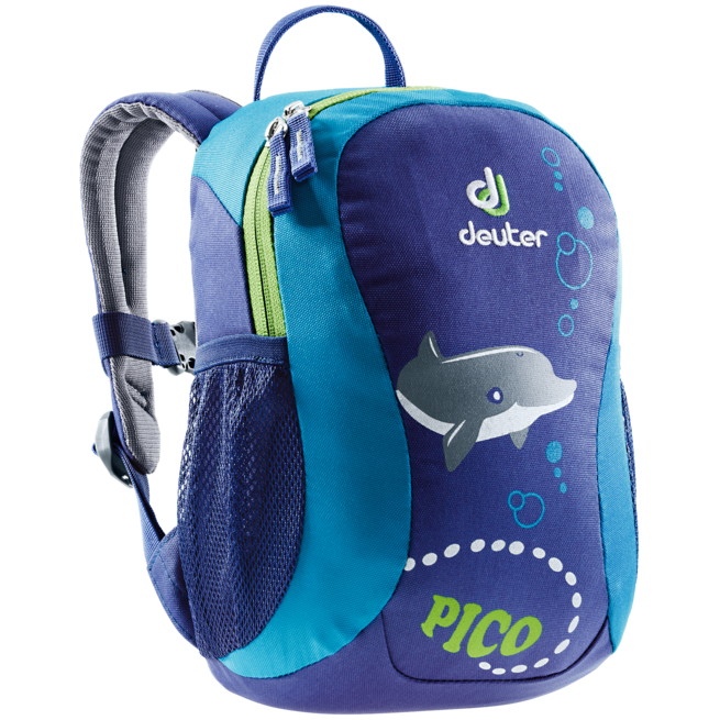 Deuter Pico Children's Backpack Plum/Coral