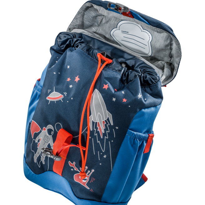 Deuter Schmusebär Children's Backpack Midnight/Coolblue