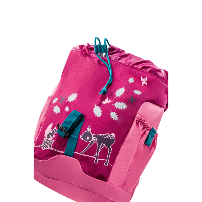 Deuter Schmusebär Children's Backpack Magenta/Hotpink