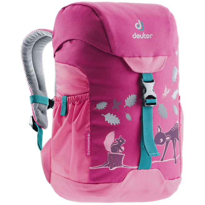 Deuter Schmusebär Children's Backpack Kiwi/Arctic