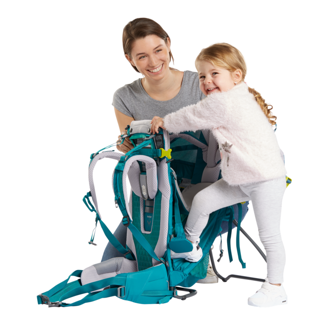 Deuter Kid Comfort Active SL Child Carrier Denim