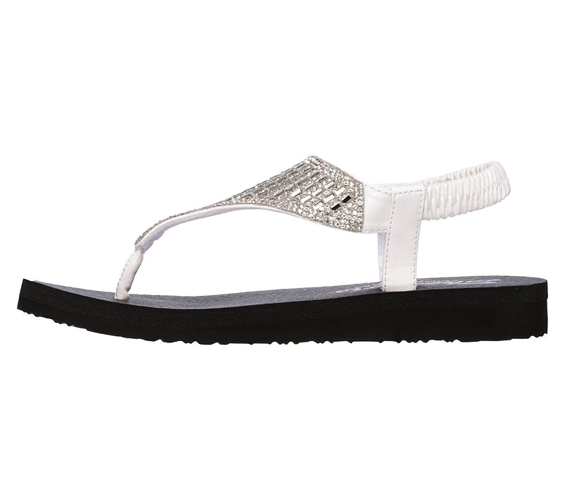 Skechers Women's Meditation White/Black