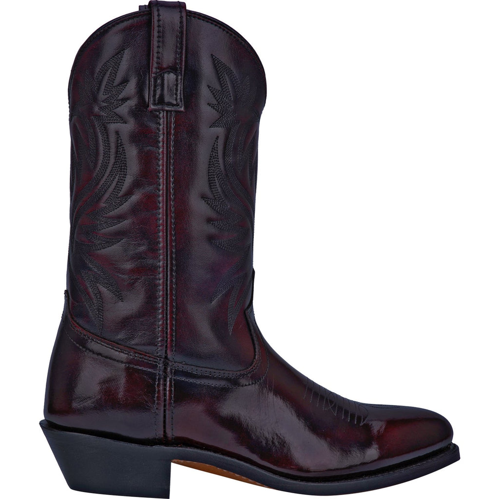 Dan Post Laredo Men's London Boot Black Cherry