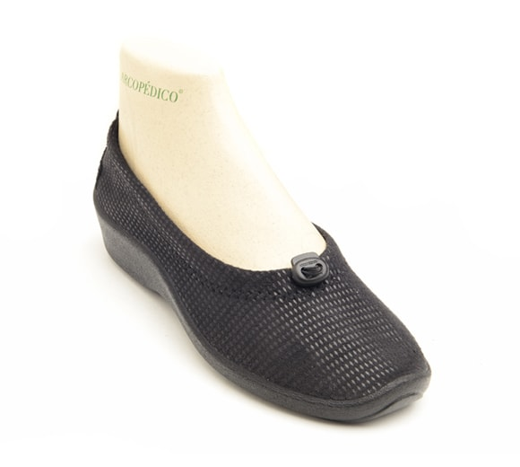 Arcopedico Women's L14 Black Lagrimas