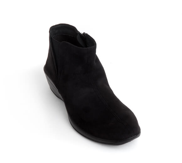 Arcopedico Women's Luana Black Suede