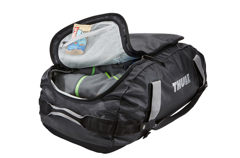 Thule Chasm 130L Travel/Duffel Bag Black