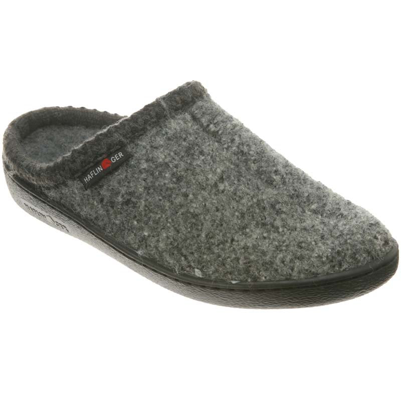 Haflinger Unisex AT Classic Grey Speckle