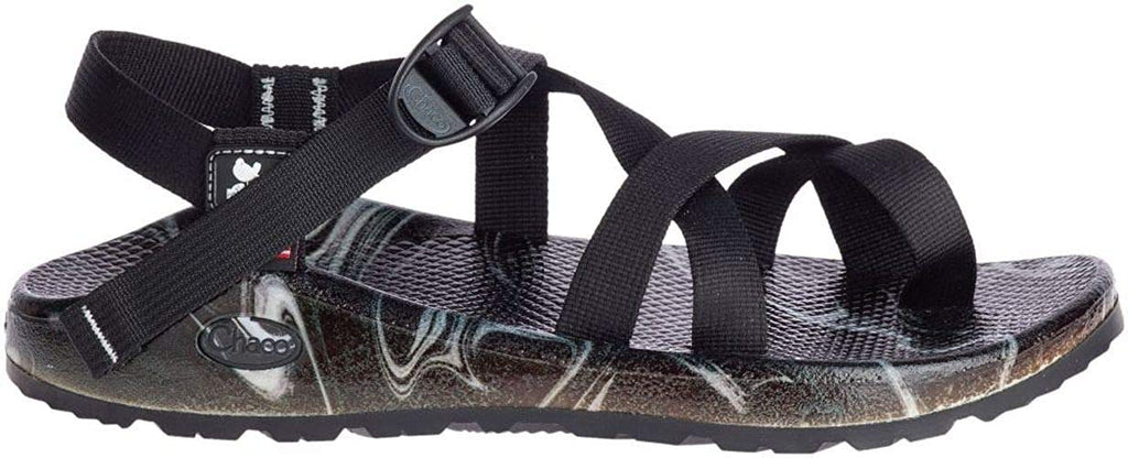 Chaco Men's Z2 Cloud USA Ascend Black Print