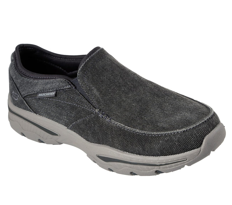 Skechers Men's Relaxed Fit: Creston  Moseco Charcoal