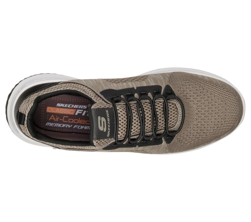 Skechers Men's Delson Brewton Tan