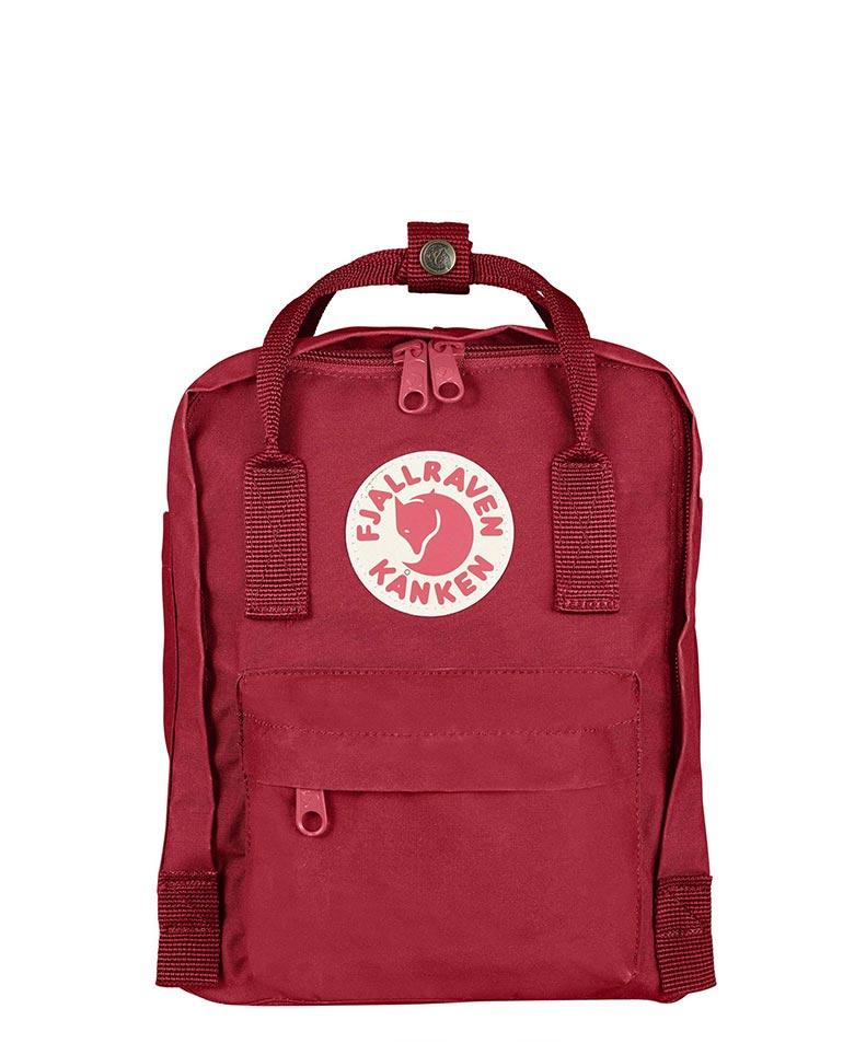 Fjällräven Kånken Mini Backpack Deep Red