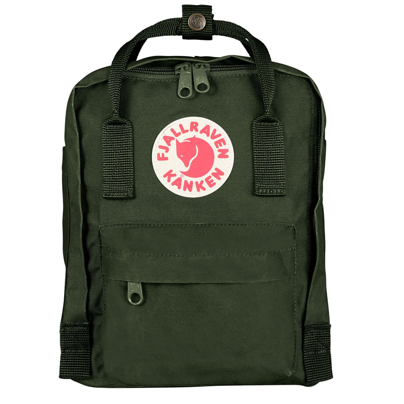 Fjällräven Kånken Mini Backpack Forest Green