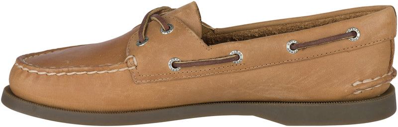 Sperry Women's Authentic Original Boat Shoe Sahara Leather