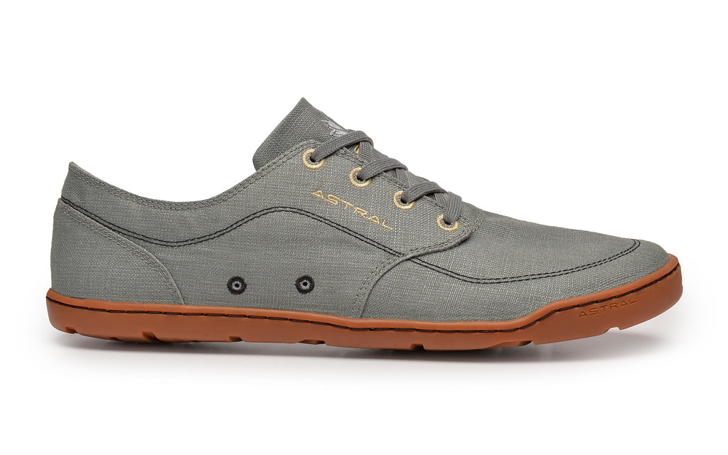 Astral Unisex Hemp Loyak Granite Gray