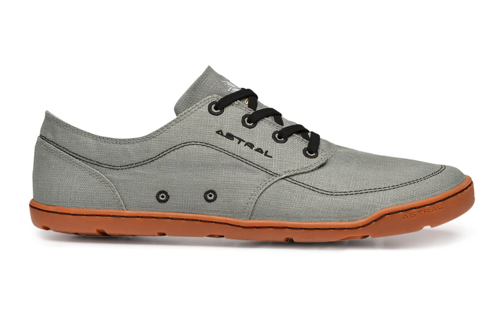 Astral Men's Hemp Loyak M'S Granite Gray
