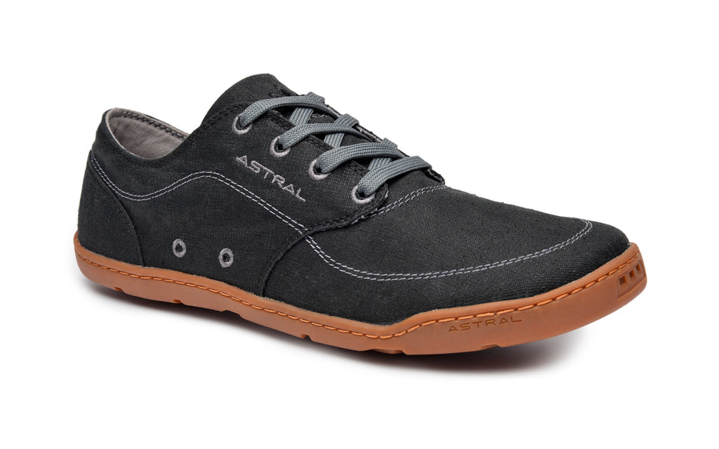 Astral Men's Hemp Loyak M'S Onyx Black