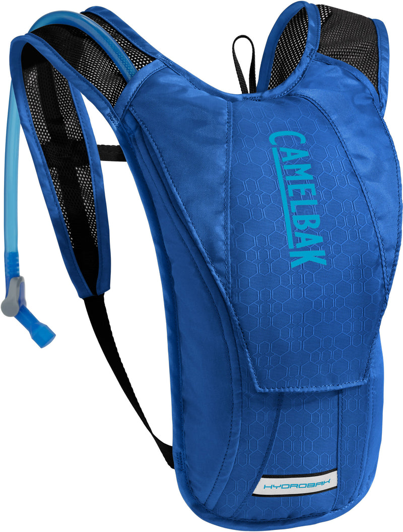 CamelBak HydroBak 50oz Hydration Pack for Cycling Lapis Blue/Atomic Blue