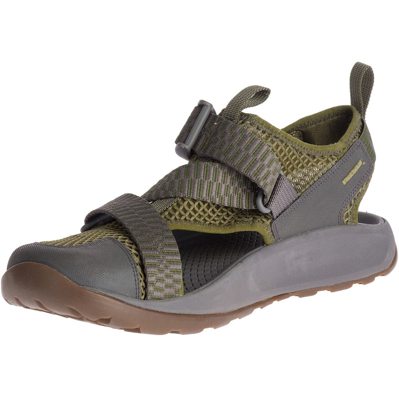 Chaco Men's Odyssey Sandals Hunter Green