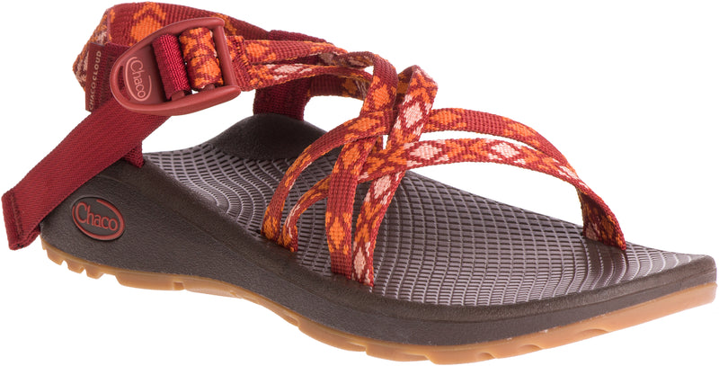 Chaco Women's Z/Cloud X Standard Peach