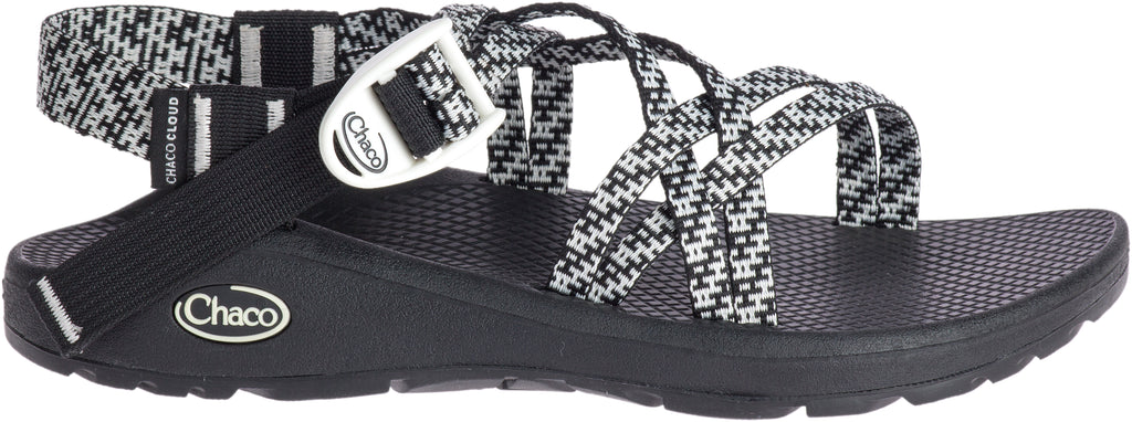 Chaco Women's Z/Cloud X Crochet Black