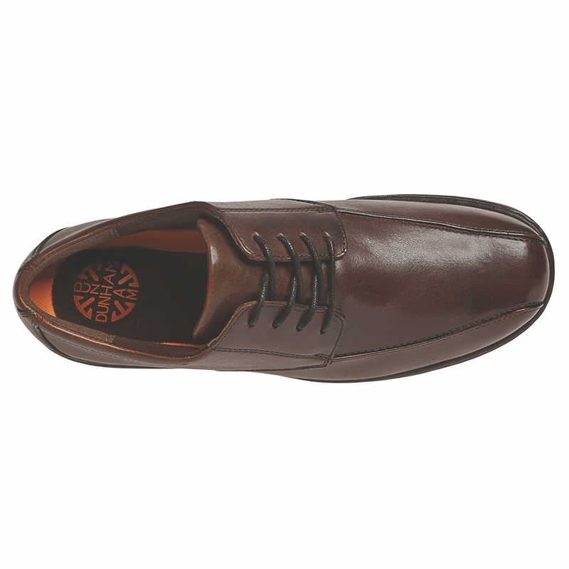 Rockport Men's Bryce Oxford Brown Wide