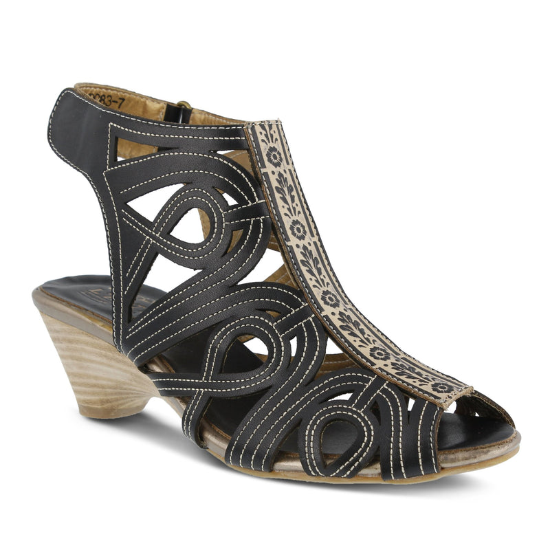 Spring Step Women's Flourish Black