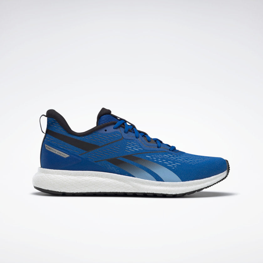 Reebok Men's Forever Floatride Energy 2 Running Shoes Humble Blue/Fluid Blue/Black