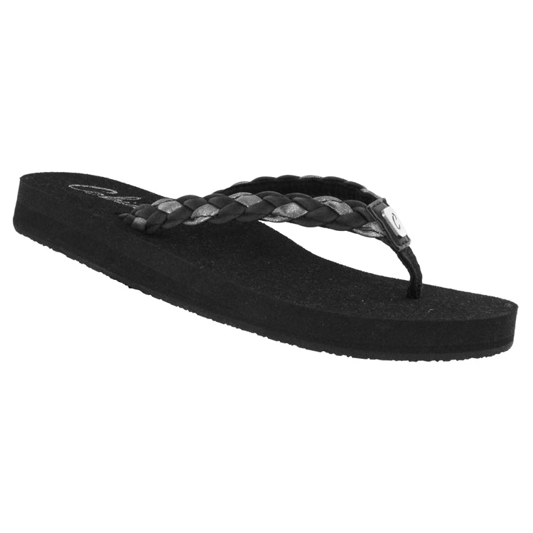 Cobian Women's Heavenly Sandals Black