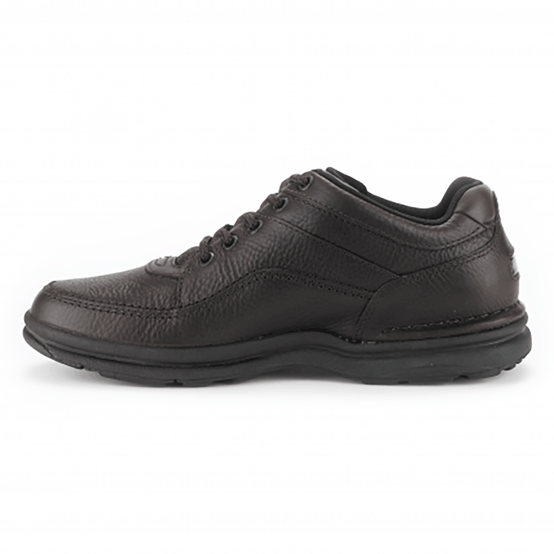 Rockport Men's World Tour Men's Classic Shoe Chocolate Wide Width