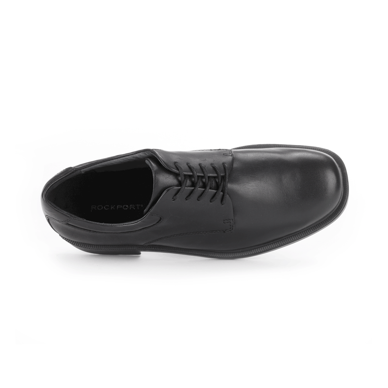 Rockport Men's Margin Oxford Black Wide