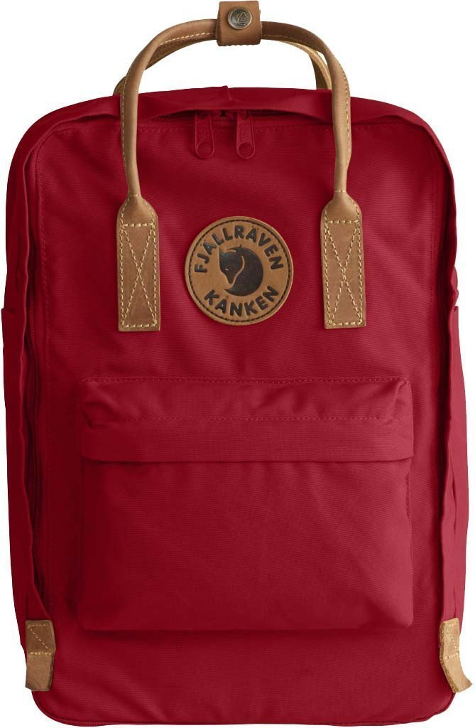 "Fjällräven Kånken No. 2 Laptop Backpack 15"" Deep Red"