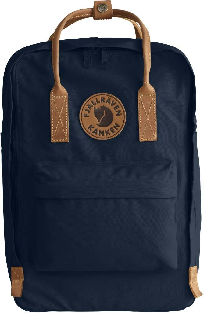 "Fjällräven Kånken No. 2 Laptop Backpack 15"" Navy"
