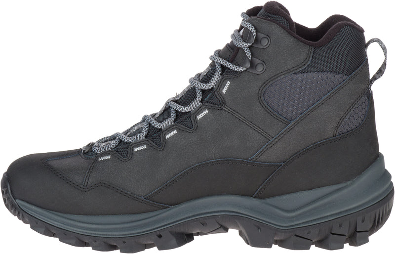 Merrell Men's Thermo Chill Mid Waterproof Black