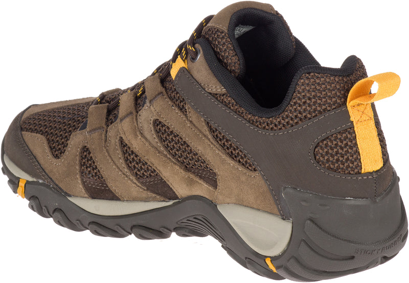 Merrell Men's Alverstone Waterproof Merrell Stone Wide