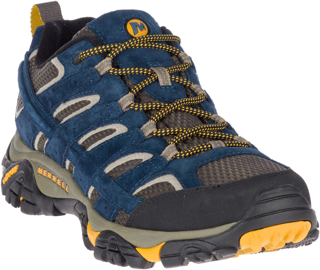 Merrell Men's  Moab 2 Ventilator Olive Blue