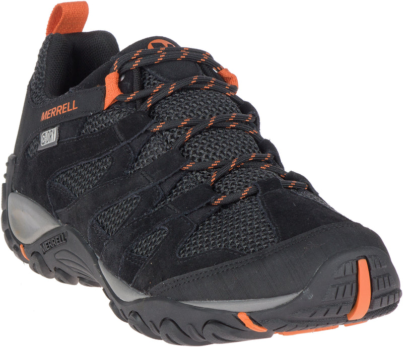 Merrell Men's Alverstone Waterproof Black