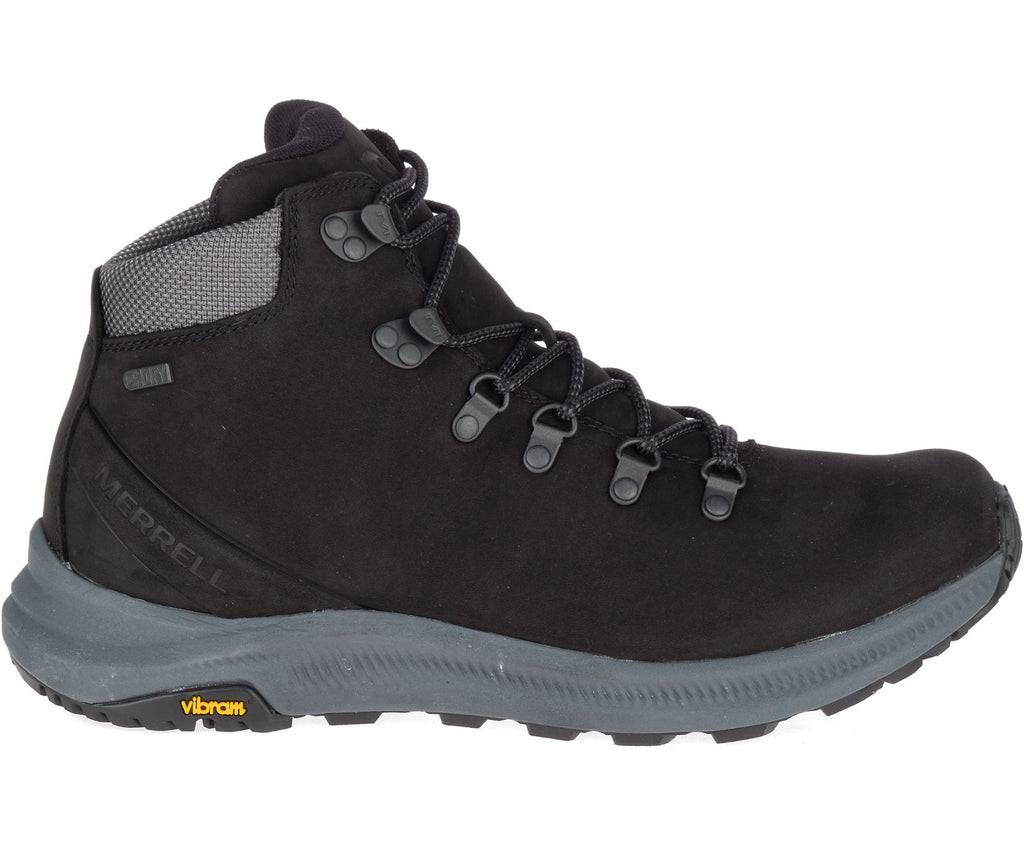 Merrell Men's Ontario Mid Waterproof - Black