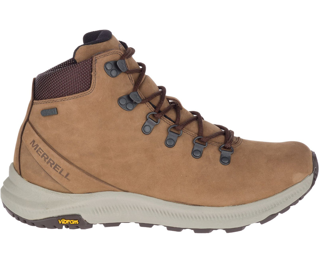 Merrell Men's Ontario Mid Waterproof - Dark Earth