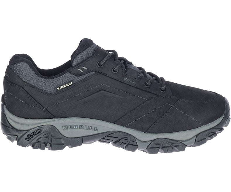 Copy of Merrell Men's Moab Adventure Lace Wide Width Black