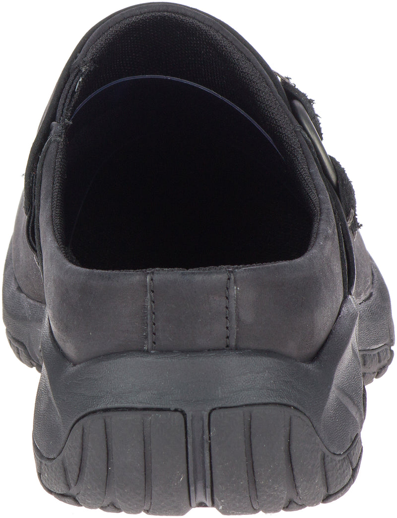 Merrell Women's Encore Moc 4 Slide Black Wide