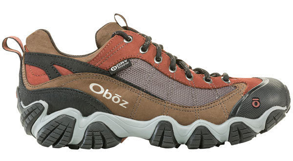 Oboz Women's Bridger Mid B-Dry Waterproof Walnut