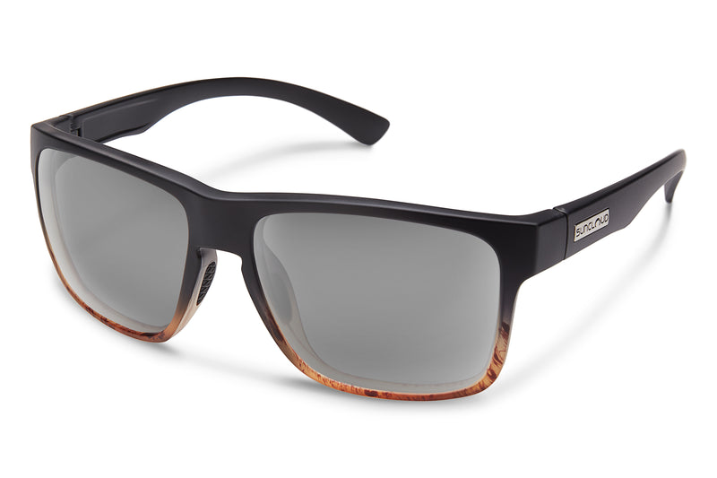 Suncloud Rambler Medium Fit Black Tortoise Fade