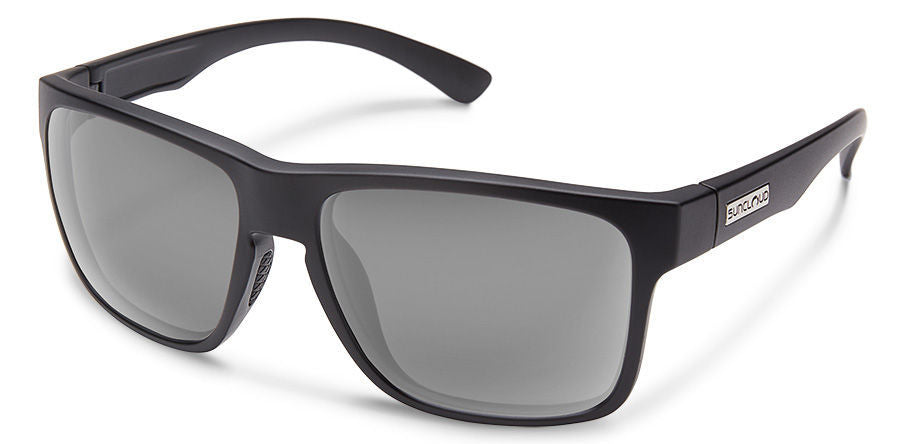 Suncloud Rambler Medium Fit Matte Black/Polar Gray