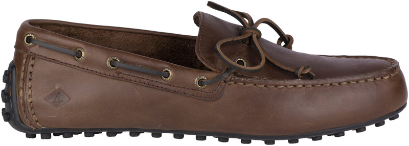 Sperry Men's Hamilton II 1-Eye Driver Dark Brown