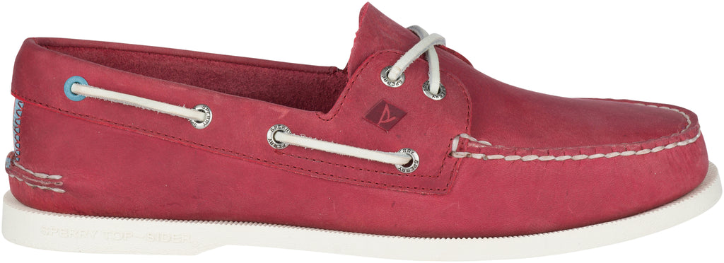 Sperry Men's A/O 2-Eye Richtown Red