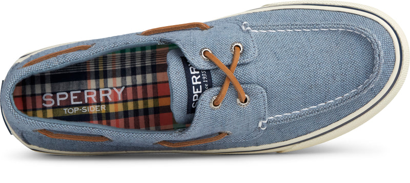 Sperry Men's Bahama Distressed Blue