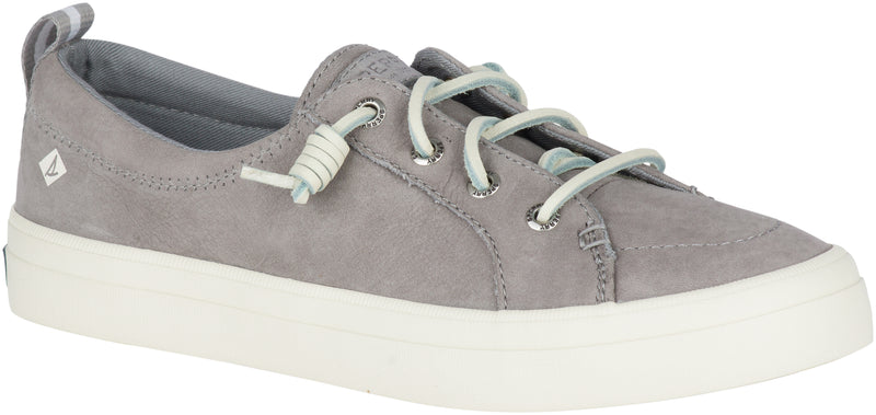 Sperry Women's Crest Vibe Washable Leather Gray