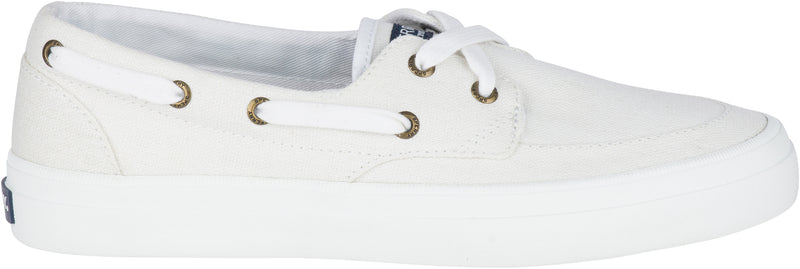 Sperry Women's Crest Boat White