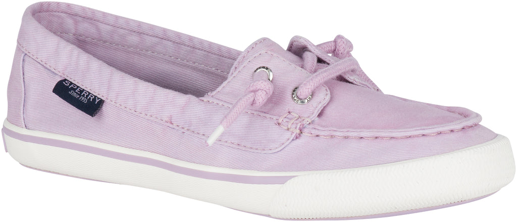 Sperry Women's Lounge Away Pastel Lavender Frost