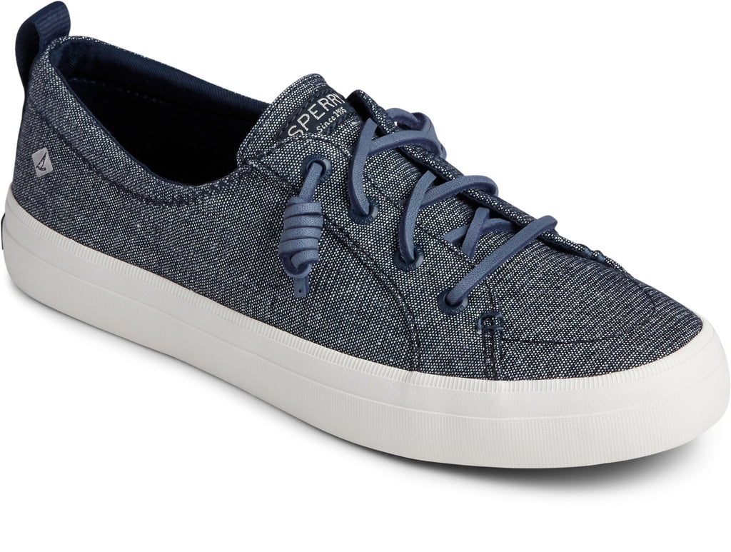 Sperry Women's Crest Vibe Sparkle Navy